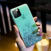 "GLITTER Case For iPhone 12 6.1"" Shockproof Protective Cover"