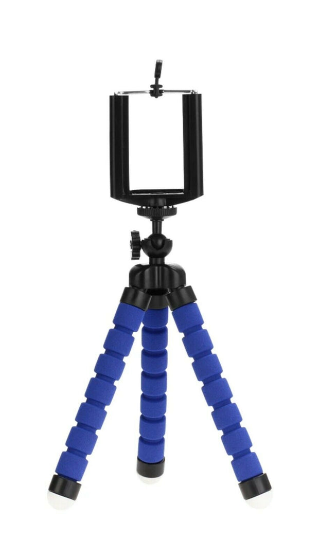 Mobile Phone Tripod Camera Holder Clip Tripods for All Smartphone