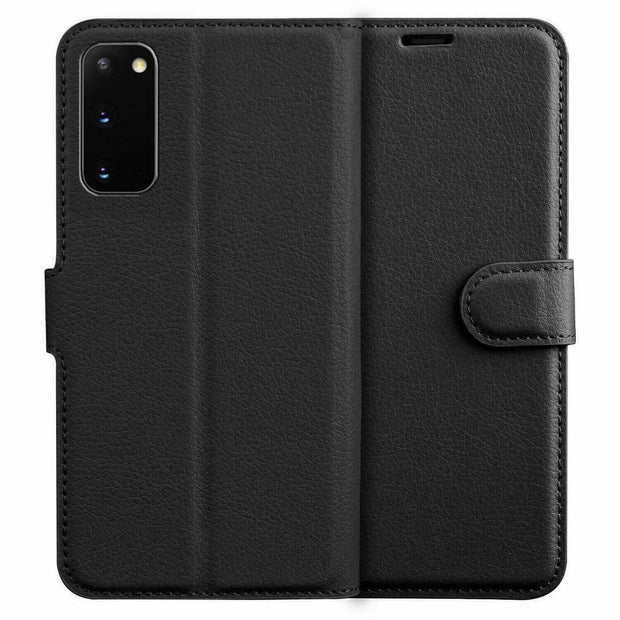 Case for Samsung Note 10 Plus Cover Flip Wallet Leather Magnetic Luxury