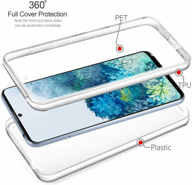 Case For Samsung S20 Plus Case Shockproof Gel Protective 360°