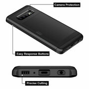 Samsung Galaxy  S21 Plus Card Holder Hard Cover Case