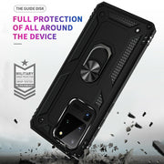 Samsung Galaxy S10e Case Shockproof Heavy Duty Ring Rugged Armor Case Cover