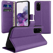 Case for Samsung Note 10 Lite Cover Flip Wallet Leather Magnetic Luxury