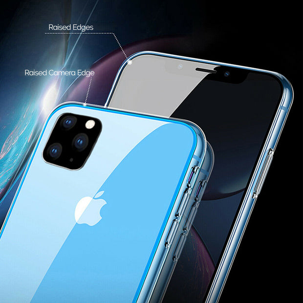 Apple iPhone 11 Pro Max (6.5) Gel Case Clear Ultra Slim Silicone