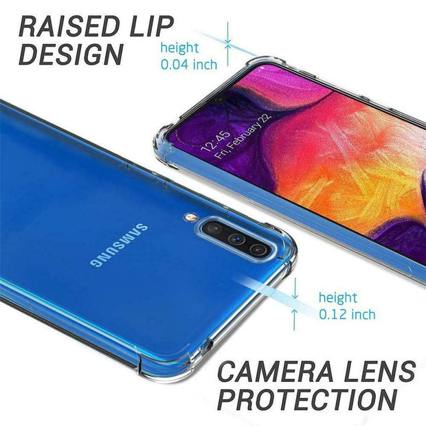 Case For Samsung Note 20 Ultra  Silicone Gel Shockproof Cover