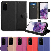 Case for Samsung Galaxy S20 Cover Flip Wallet Leather Magnetic Luxury