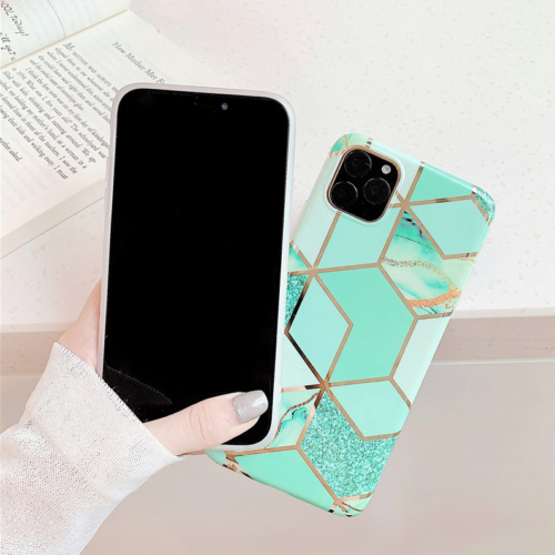 Marble Phone Cover Silicone Case For Apple Iphone 11