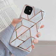Apple iphone X / XS Marble Silicone Phone Case Cover