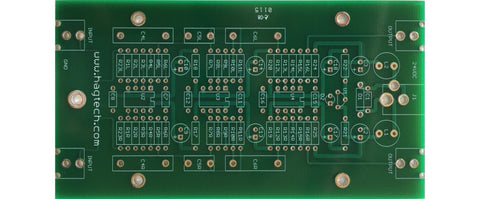 Bugle2 - Phono Preamp PCB - Kit