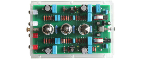 Cornet3 - MM Vacuum Tube Phono Preamp