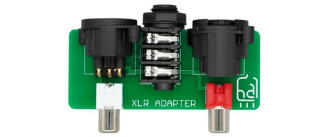 XLR Adapter for FryBaby3