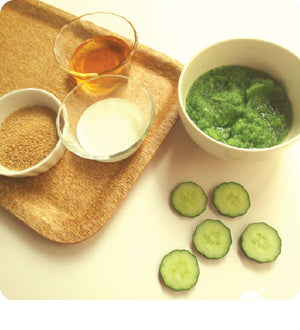 Hydrating Cucumber Mask