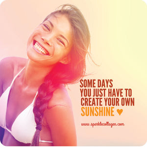Create Your Own Sunshine…