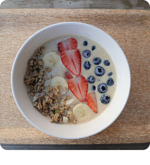 Chai Breakfast Bowl