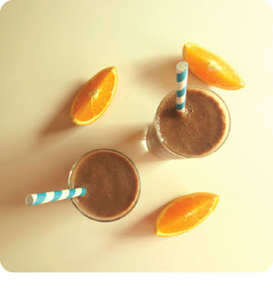 Chocolate Orange Smoothie