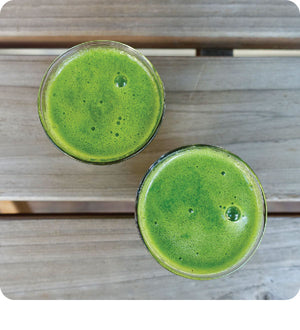 Super-Green Wellness Shot