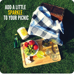 Add A Little Sparkle To Your Picnic