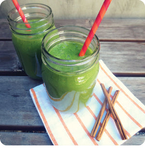 Sweet Potato Green Smoothie