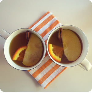 Warm Apple Cider