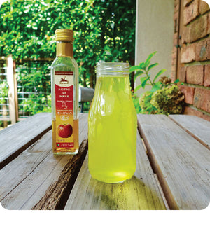 Apple Cider Vinegar Beauty Drink