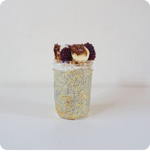 Sweet Potato Chia Pudding