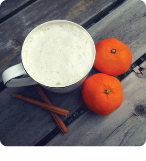 Orange Chai Tea Latte