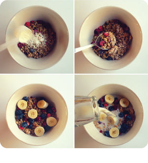How To Add Sparkle To Cereal
