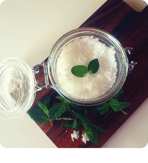 Eucalyptus Mint Food Scrub