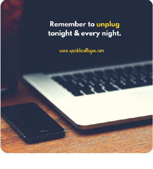 Remember To Unplug
