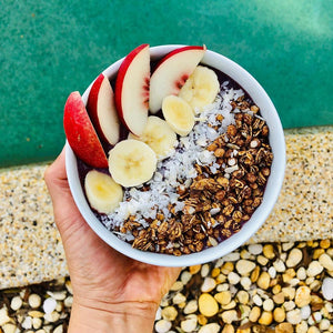 Make a Nutrient Dense Smoothie Bowl