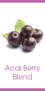 Collagen Protein Smoothie - Acai Berry Blend