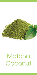 Collagen Protein Smoothie - Matcha Coconut