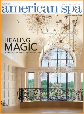 Sparkle highlighted in American Spa Magazine's Spotlight on new products