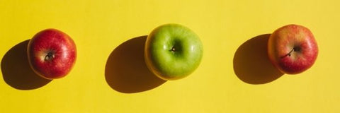 apple to lower cholesterol naturally