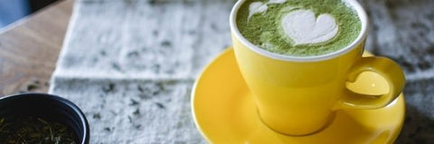 green tea to lower cholesterol naturally