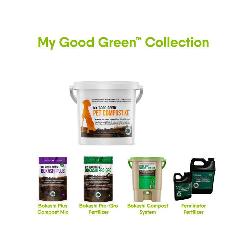 My Good Green Bokashi Compost Products