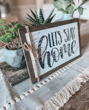 Load image into Gallery viewer, PRIVATE PARTY - DIY at Home Wooden Sign Kit