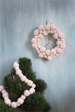 Load image into Gallery viewer, Chunky Pom Pom Garland