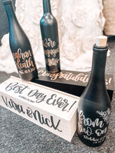 Load image into Gallery viewer, Hand Lettered Bottles