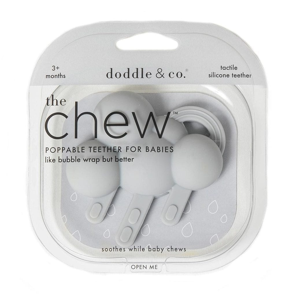 Doddle & Co Jouet de dentition The Chew - Bô-Bébé Magasin pour bébé