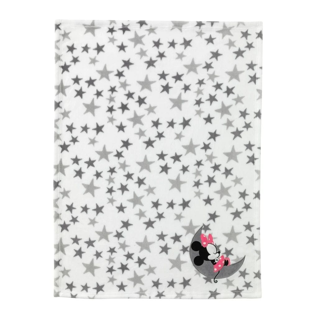 Lambs & Ivy Couverture Collection Disney Minnie Mouse - Bô-Bébé Magasin pour bébé