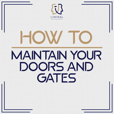 Custom Gate Ordering Process