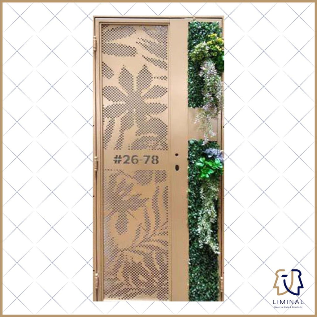Custom Design HDB Gates