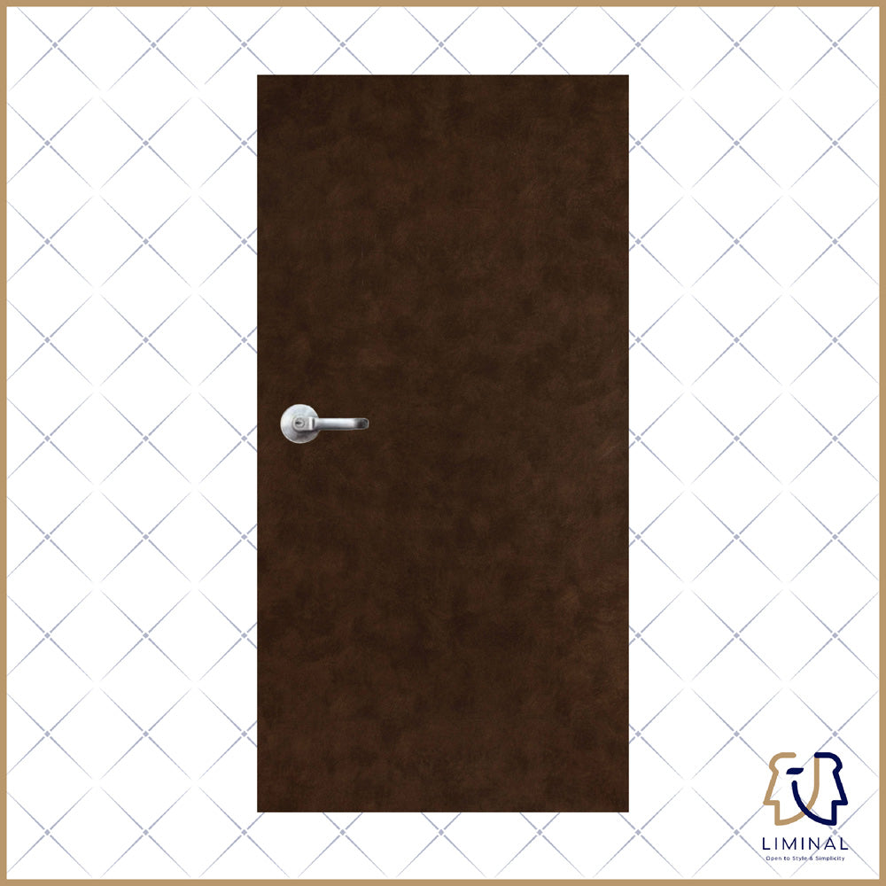 Leather Premium Laminate Bedroom Door