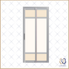 Slide & Swing Bathroom Doors (Mixed Pastel)