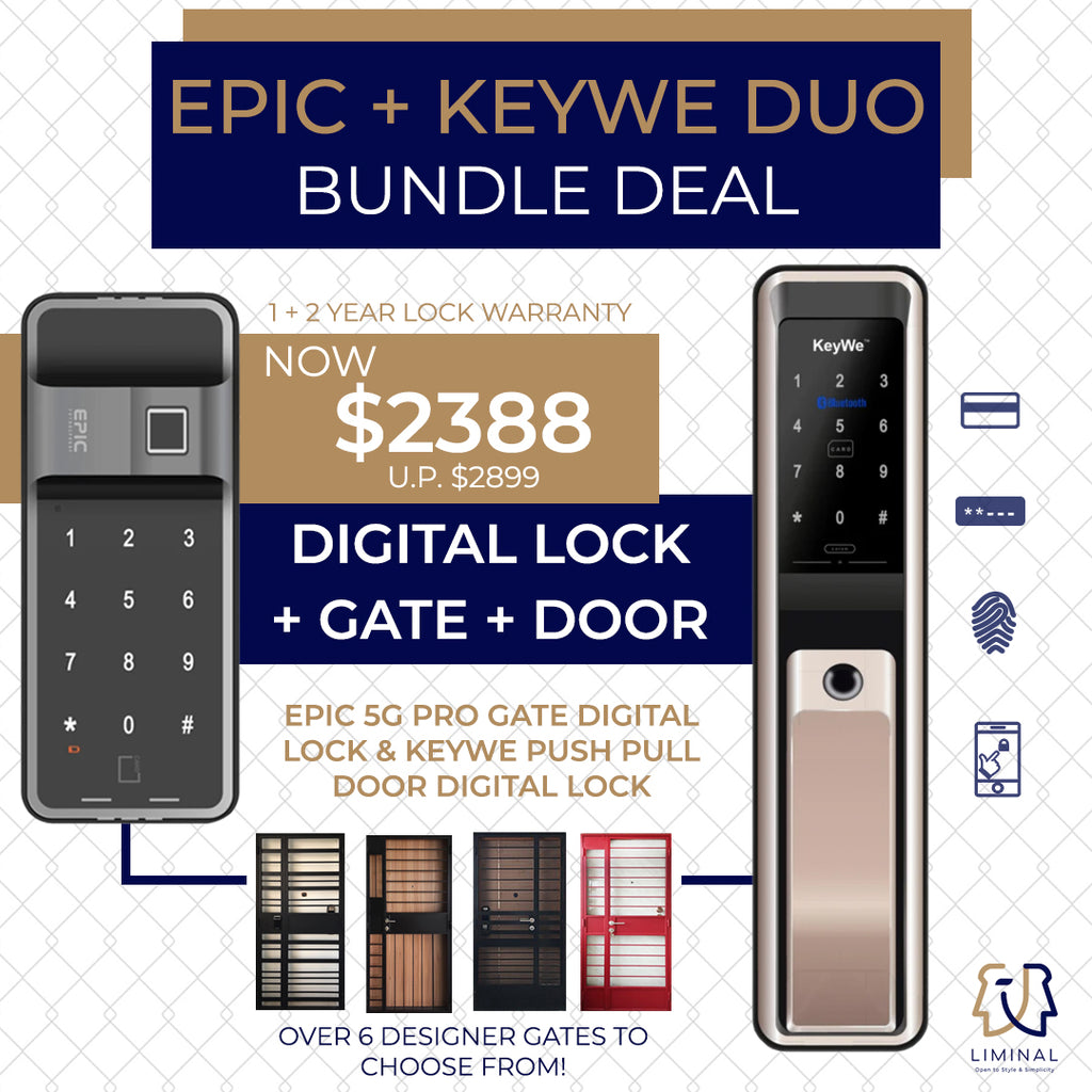 EPIC + Keywe Duo Bundle Deal