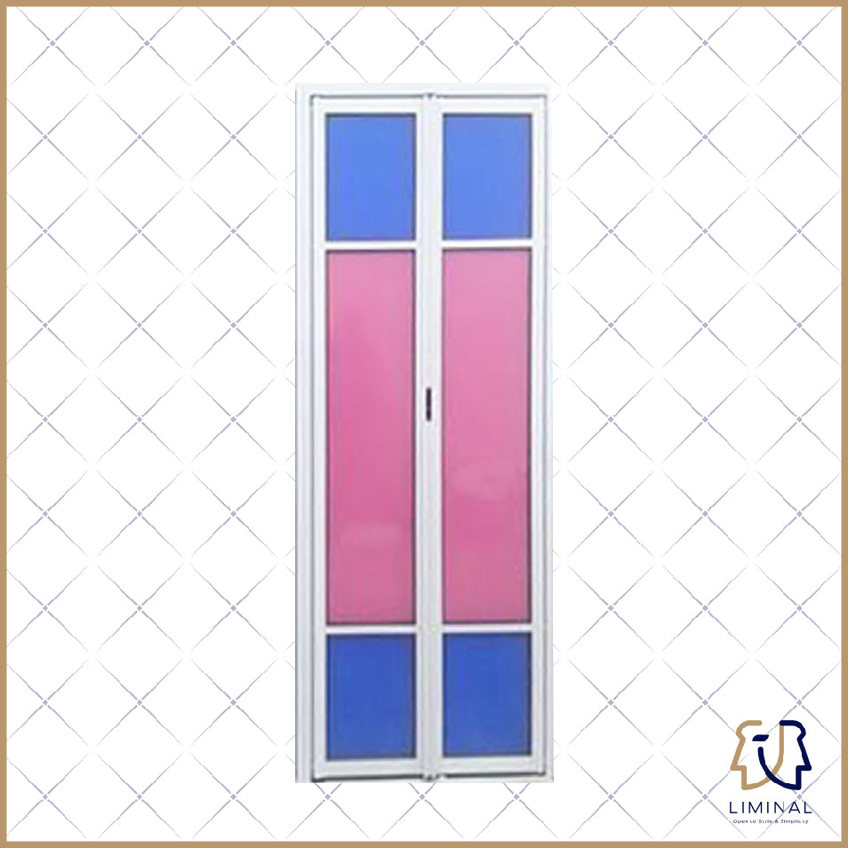 Bifold Bathroom Doors