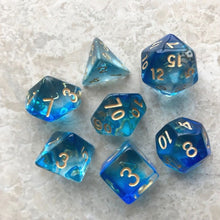Load image into Gallery viewer, Translucent Dice Sets