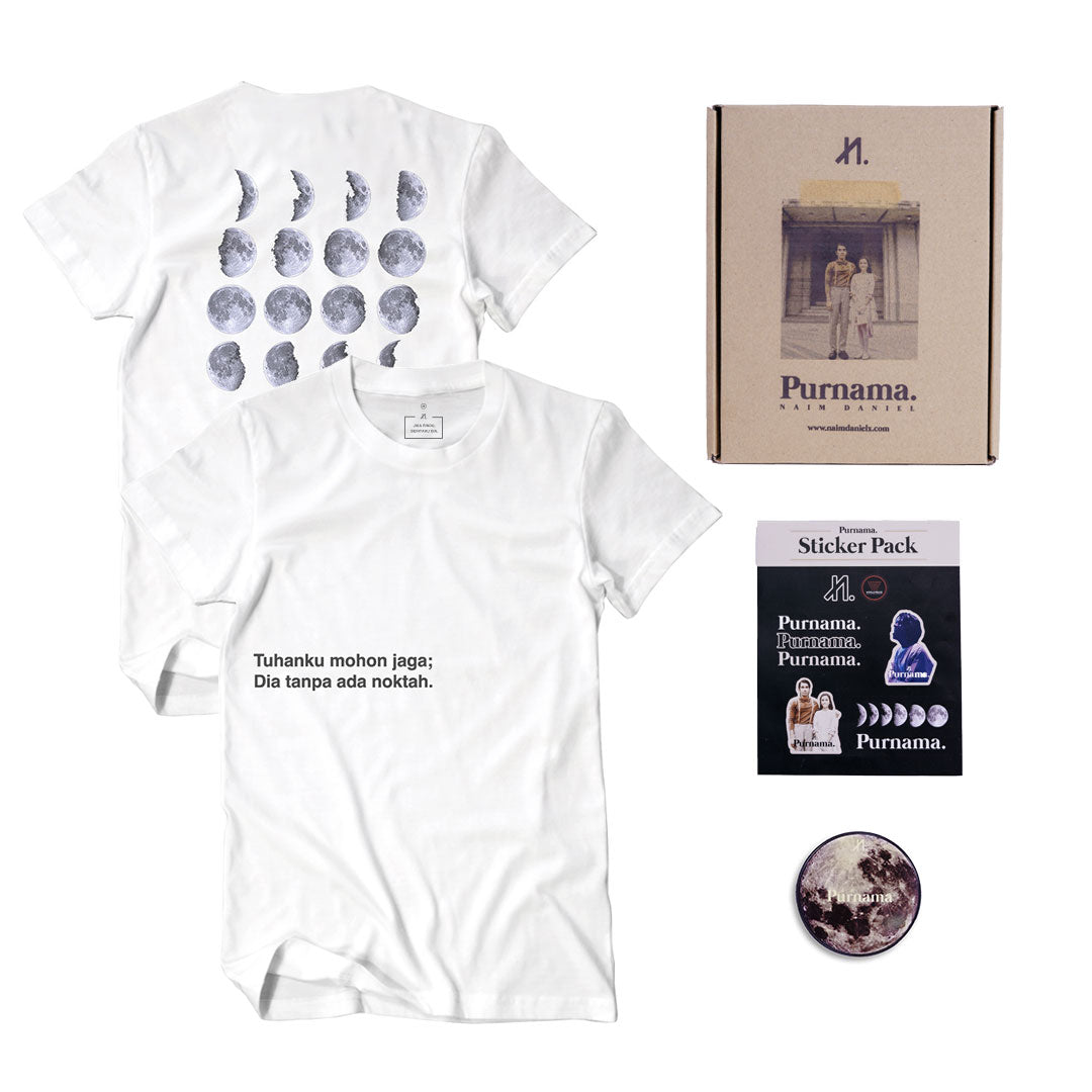 Purnama Premium Bundle Set