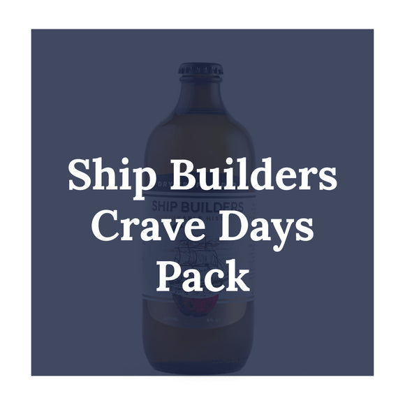 Ship Builders Crave Days Pack